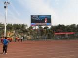 lanxiang school outdoor P16 full color in Jinan