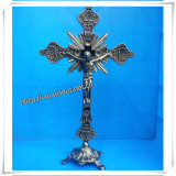 Decorative Catholic Metal Crucifix