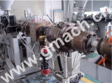 melt gear pump in extrusion line