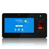 Android Terminal Fingerprint Time Attendance System