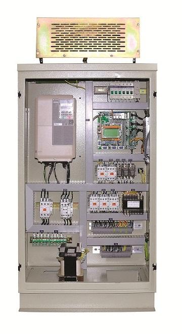 All serial AC VVVF control cabinet ( CGU01)