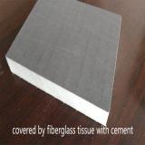Polyurethane foam board for insulation in a house
