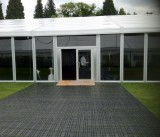20m Span Glass Marquee in UK