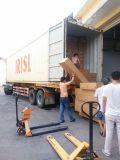 Loading the goods