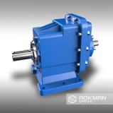 RC Series Inline Helical Gear Reducers