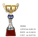 Metal Awards Trophy Fb2004