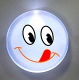 blinking pin