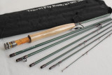travel fly rod 9075 9ft 7pc #5