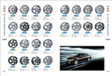 Replica Alloy Wheel for Honda