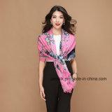 100% Wool Shawl for Ladys