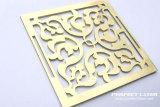 Laser Metal Cutting Samples