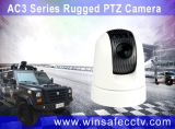 Vehicle PTZ IP Dome Camera