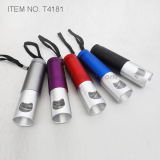 LED Flashlight with Bottle Opener (T4181)