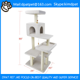 Eco-Friendly Feature and Pet Toys Type Fashion Cat Tree