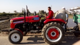 TS tractor in Middle East