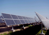 Photovoltaic power station in Xinjiang Autonomous Region