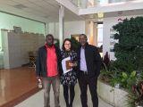 Nigeria Customer Visiting