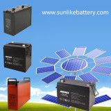 Long Life Deep Cycle Battery 12v/6v/2v