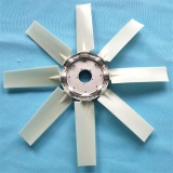Airfoil Profile Axial Fan for Hovercraft