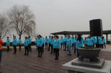 Jiangsu Dongfang Company Staff Outward Bound in Suzhou