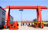 A Type Single Main Beam Hook Gantry Crane