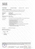 Shower Hose-SGS Test Report-001