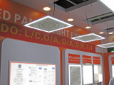 2013 HK Lighting Show LED Panel LED Down light LED Panel Light