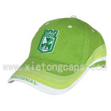 Baseball Cap With 3D Embroiedery(Jre001)