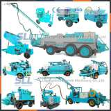 SKC Concrete Spraying System