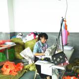 Sewing Gilrs