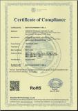 RoHS certifiction