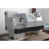 Motor CNC lathe machine