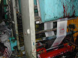 Printing Process of Our Machine