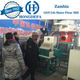 220T maize mill Zambia