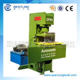 automatic stone stamping machine