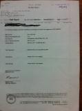 PVC SGS Certificate