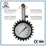 2.5 Inches Booted Tire Pressure Gauge