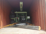 HF100YA2 DTH Drilling Rig Was Exported Abroad.