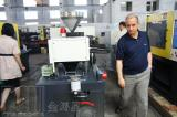 Algerian Customers Visit Injection Molding Machine Workshop