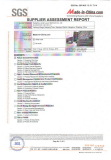SGS certification&Report