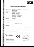 CE for Hydraulic cylinder (Apr. 2011)