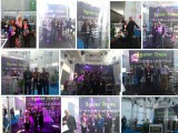 SgaierTruss attend Prolight+Sound fair 2016