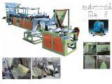YBD-800,1300 Ribbon through Rolling Bag Making Machine