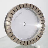 China Diamond Polishing Wheel for Glass