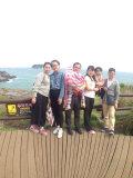 Jeju Island in 2016