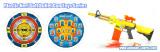 Plastic Nerf Soft Bullet Gun Toys Series