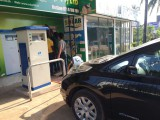 40kw EV Charger for Nissan Leaf