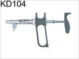continuous syringe C type