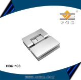 Hydraulic shower hinge 180 degree
