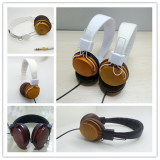 Newest Design Wooden Headphone